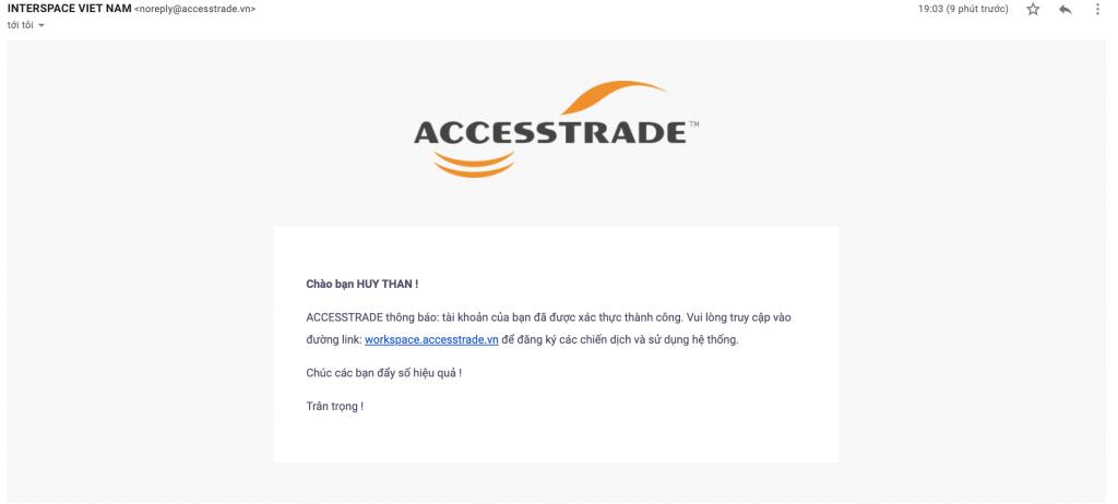 Hướng dẫn kiếm tiền với Accesstrade 22