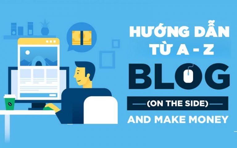Hướng dẫn cách tự lập blog WordPress
