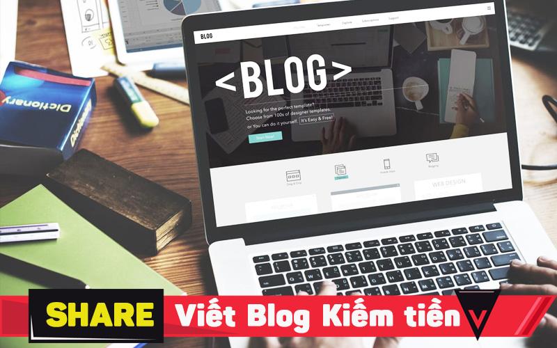 Viết Blog kiếm tiền Huy thành công
