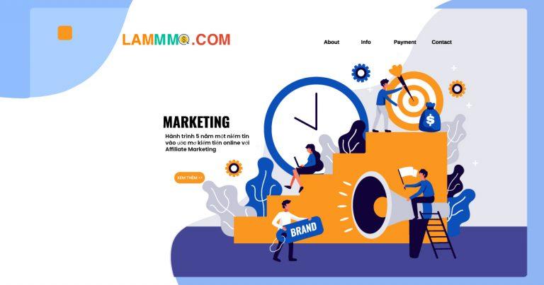 Hành trình 5 năm một niềm tin vào ước mơ kiếm tiền online với Affiliate Marketing